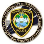 Tarpon Springs Police Department Logo